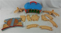 Lot Of Thomas The Train Toy Track & Station