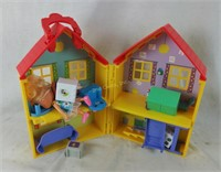 Toy Doll House & Kids Dresses