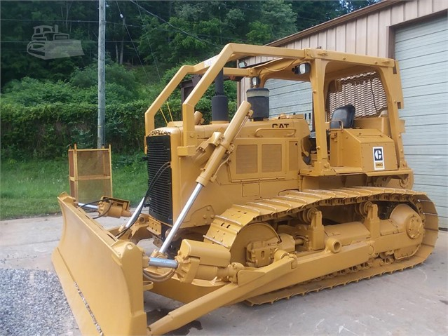 1988 CAT D6D For Sale In Wise, Virginia