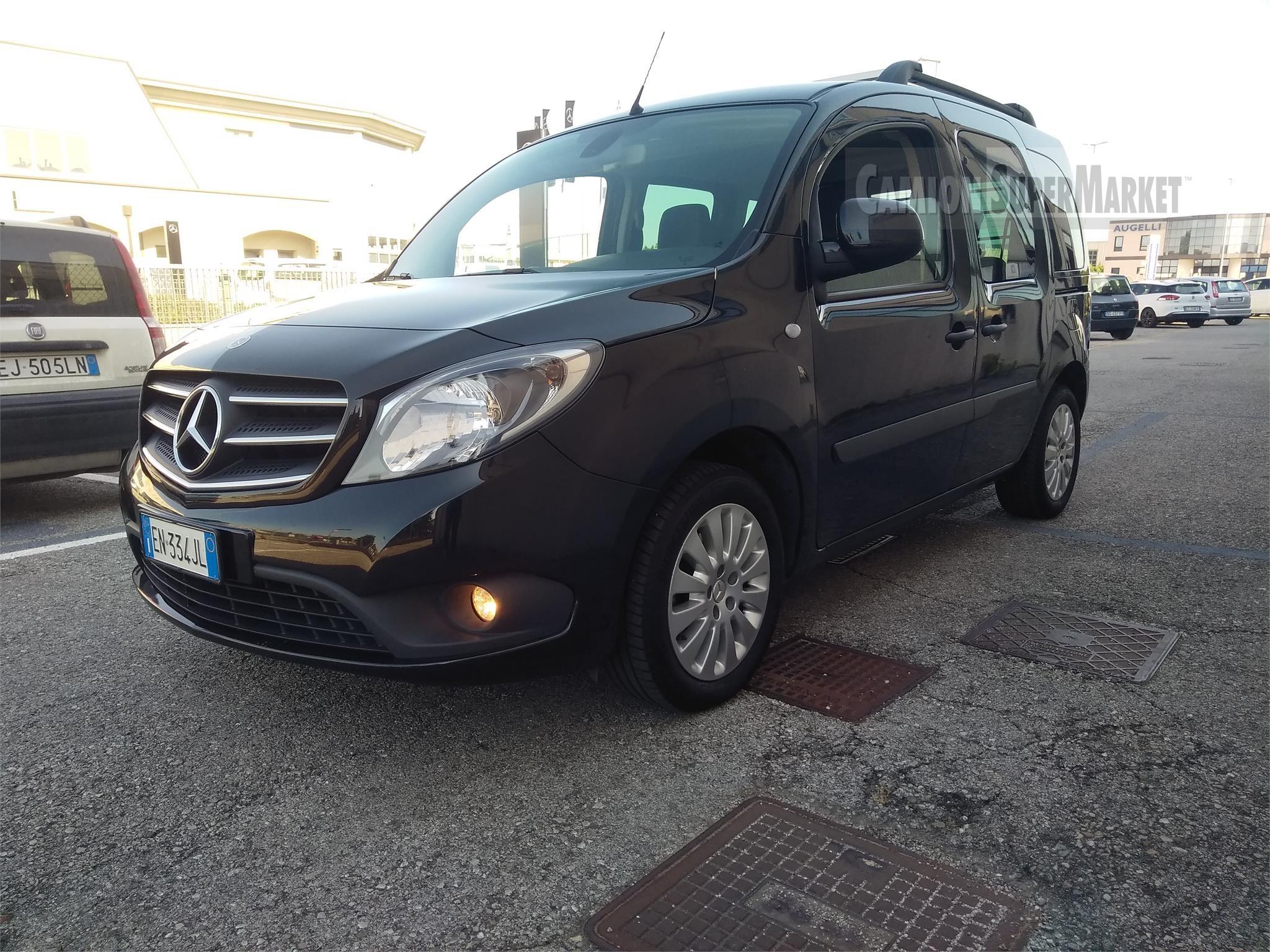 Mercedes-Benz CITAN 111 Uzywany 2015