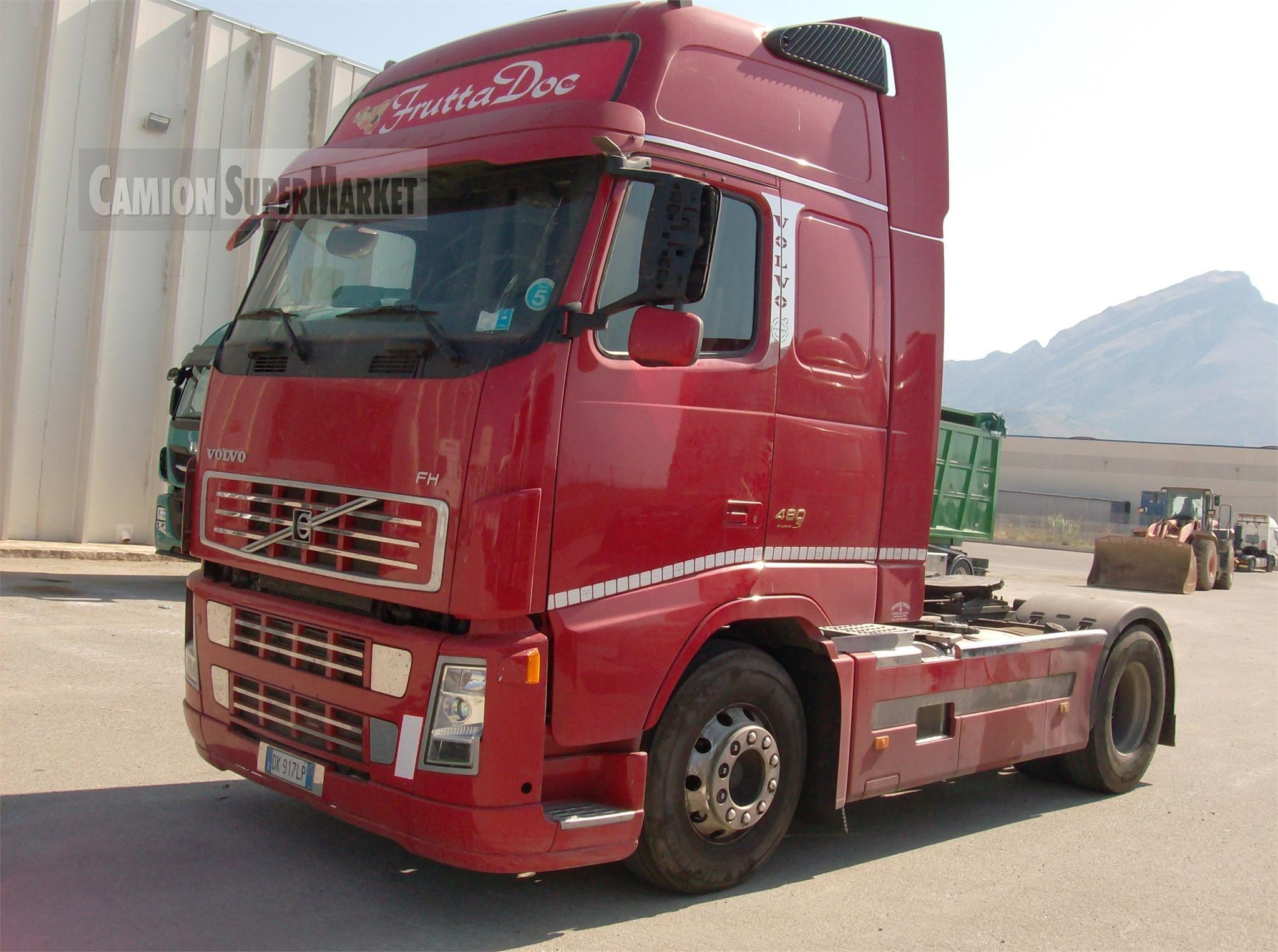 Volvo FH480 Usato 2007