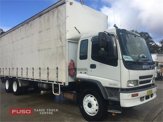 2005 Isuzu FVM 1400 Taree Truck Centre - Trucks for Sale