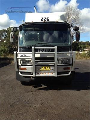 2001 Isuzu FVR950 - Trucks for Sale
