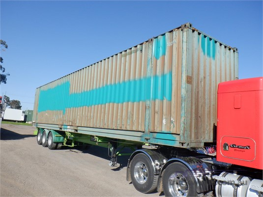 0 Custom 48FT Shipping Container - Parts & Accessories for Sale
