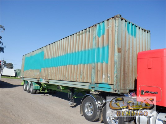 0 Custom 48FT Shipping Container Grays Bendigo  - Parts & Accessories for Sale