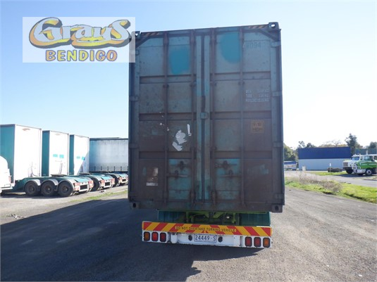 Custom 48FT Shipping Container Grays Bendigo - Parts & Accessories for Sale