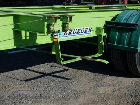 2005 Krueger Skeletal Trailer - Truckworld.com.au - Trailers for Sale
