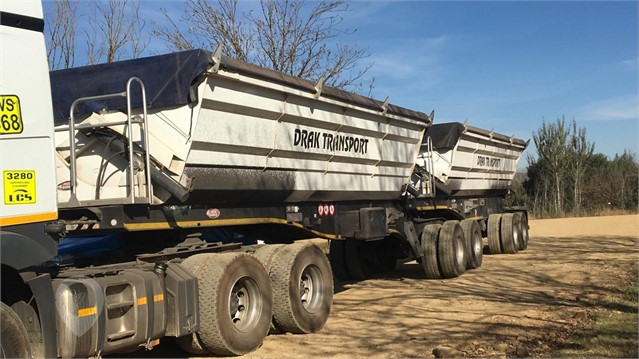 Used 2017 Sa Truck Bodies For Sale In Johannesburg South Africa Id 35733837 Truck Locator Uk