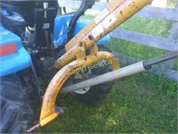 Shaver Post Hole Auger
