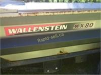 Wallenstein Manure Spreader