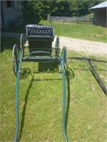 Antique Small Pony Runabout