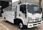 2011 Isuzu FRR Service Vehicle
