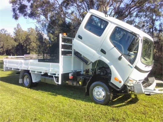2008 Hino 300 Series 816 Crew Hills Truck Sales  - Trucks for Sale