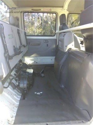2008 Hino 300 Series 816 Crew Hills Truck Sales - Trucks for Sale