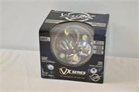 "Vision 7"" LED Motorcycle Headlight"
