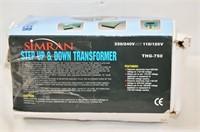 Simran Step Up / Down Transformer