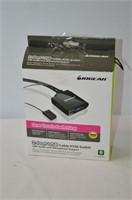 Iogear 2 Port USB KVM Switch
