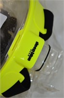 Full Face Mask Snorkel Set - L/XL