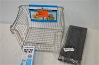 Pantry Basket (bent) Samsung Water Filter,