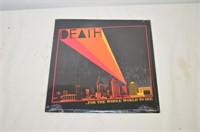 Death - For the Whole World To See Vinyl LP