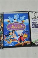 (3) DVD's