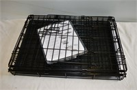 New World Pet Products Folding Pet Crate