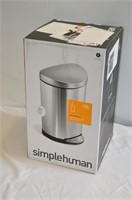 Simple Human 10L Step Can