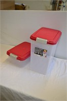 3pc. Airtight Storage Containers