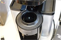 Nespresso Virtuo Coffee Maker and Milk