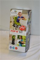 Summer Pop N' Sit Portable Booster Seat