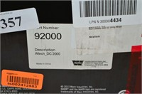 Warn 2000 DC Utility Winch
