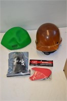 Box of Assorted Sports Equipment - Ball,