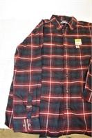 Carhart Plaid Flannel Size XL