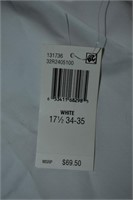 Kenneth Cole Dress Shirt Size 17.5 34/35 SlimFit