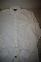 Van Heusen Men's Dress Shirt Size 14 1/2 32/33