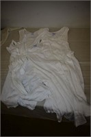 Group of Men's Under Shirts Size L