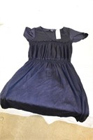 French Connections Navy Dress Size 4