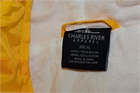 Charles River Apparel Pullover Jacket Size XL