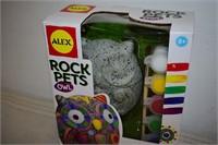 Alex Rock Pets Owl