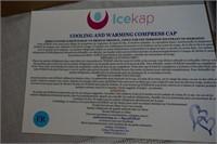 Cooling & Warming Compress Cap & Cooling Hoodie
