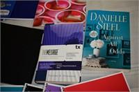 Medical Books, Bible, Notebooks, etc.