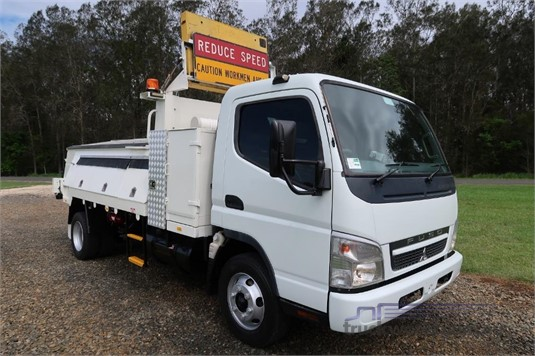 2009 Fuso Canter FE85D - Trucks for Sale