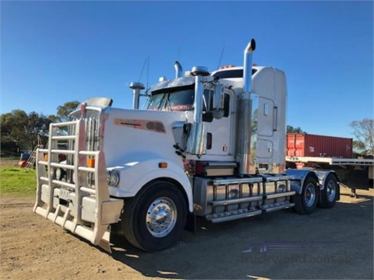 2010 Kenworth T908 - Trucks for Sale