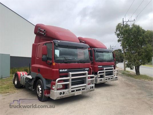 2014 DAF CF85 - Trucks for Sale