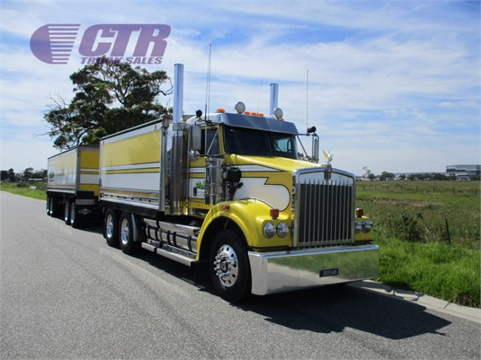2011 Kenworth T409 SAR CTR Truck Sales - Trucks for Sale