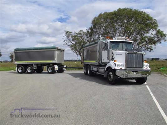 2010 Western Star 4864FX - Trucks for Sale