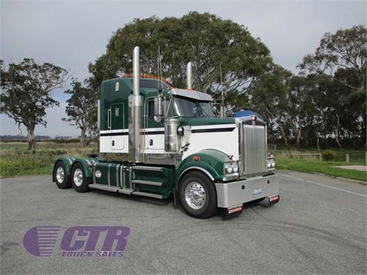 2013 Kenworth T909 CTR Truck Sales - Trucks for Sale