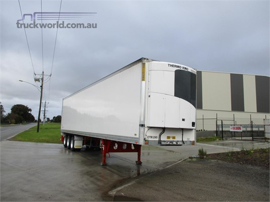 2014 Maxi Cube Refrigerated Trailer - Trailers for Sale