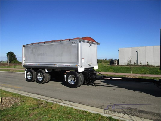 2012 Hamelex White TIPPER - Trailers for Sale