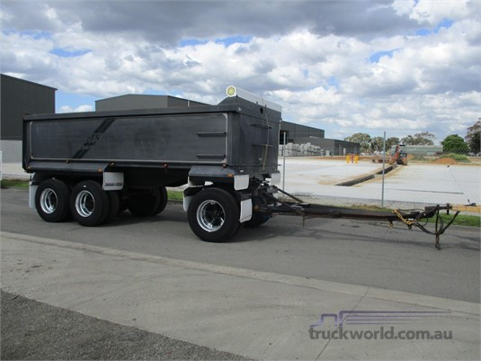 2004 Hamelex White TIPPER - Trailers for Sale